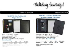 Deluxe Padfolios On Sale, Lowest Prices, 40 Pc. Minimums