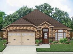 Traditional House Plan with 1655 Square Feet and 3 Bedrooms from Dream Home Source | House Plan Code DHSW75017