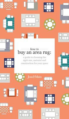 How to Buy a Rug: A Guide to Choosing the Right Size, Material and Construction for Your Space