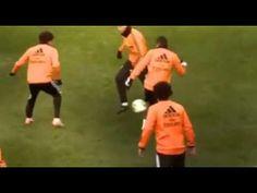 FOOTBALL -  Real Madrid: Cristiano Ronaldo humilie Pepe - http://lefootball.fr/real-madrid-cristiano-ronaldo-humilie-pepe-2/