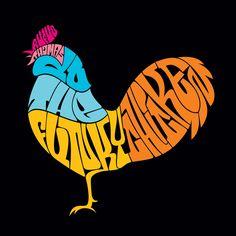 "wonderful ""Do the funky chicken"" by Iatus"