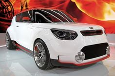 Kia Track'ster Concept at the Chicago Auto Show