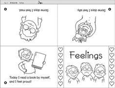 Feelings Mini-Book