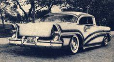 Delmar McCutcheon's 1955 Buick - Kustomrama