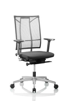 The Salt Chair From Verco Lismark Office Furniture Leicester - Office chairs leicester