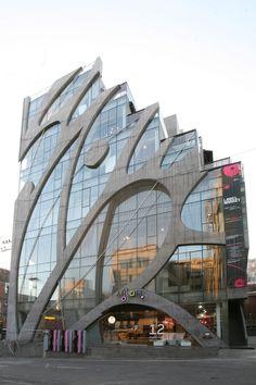 Interesting Building  G