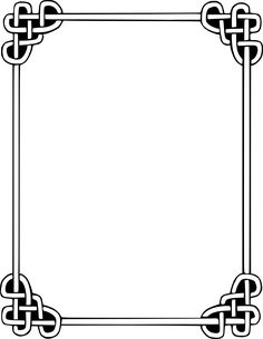 knot border - http://www.wpclipart.com/page_frames/rope ...