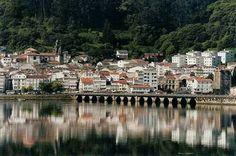 Galicia. Pontedeume