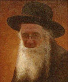 portret zyda pedzla joszki blumsztajna xix wiek