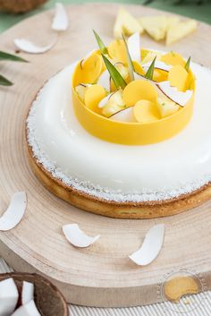 Adriano Zumbo, Fancy Desserts, Gourmet Desserts, Dessert Recipes, French Bakery, French Pastries, Fancy Cake, Mango Mousse Cake, Patisserie Design