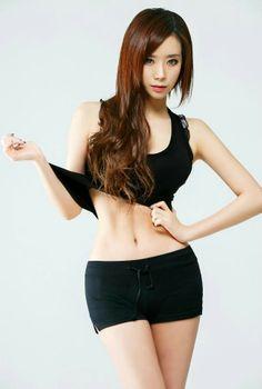 korea sexy girl - chae bo mi