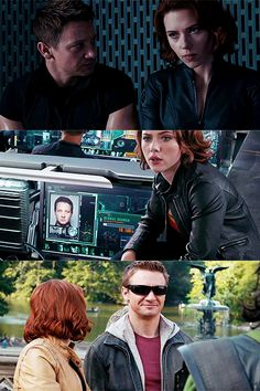 Clint Barton, Natasha Romanoff    The Avengers    500px × 750px    #clintasha