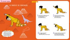 The wolf and 6 others - Chez Veronalice - The wolf and 6 others – Chez Veronalice Estás en el lugar correcto para diy Aquí present - Poses Yoga Enfants, Kids Yoga Poses, Yoga For Kids, 4 Kids, Yoga For Anger, Health Education, Physical Education, Flat Tummy Workout, Positive Mental Attitude