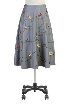 birdy skirt. eShakti - Shop Women's designer fashion dresses, tops | Size 0-26W & Custom clothes