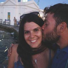 How deep is your love #CalvinHarris  Location  #Mykonos  Photo  @ftbletsas