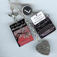Hey, I found this really awesome Etsy listing at http://www.etsy.com/listing/94825758/to-kill-a-mockingbird-necklace-vintage