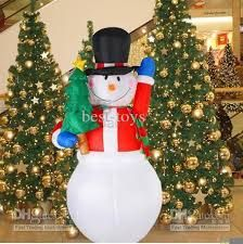 inflatable christmas decors - Google Search