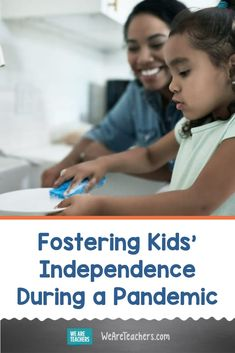 Fostering Kids' Independence During a Pandemic. In the world of distance learning, it's key to foster independence in our children and in our students to ensure assignments are done correctly and on time. #independence #teaching #teacher #parenting #socialemotionallearning #learningathome Social Emotional Learning, Social Skills, Teaching Kids, Kids Learning, Learning Websites, Second Grade Teacher, Feeling Stuck, Growth Mindset, Lesson Plans