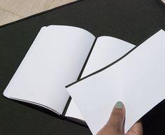 Rekonect: Un carnet de notes aux pages magnétiques interchangeables - Financé par crowdfunding (financement participatif)