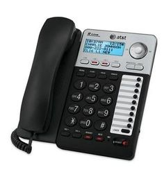 2 Line Speakerphone With Caller Id Cw T Home Phone