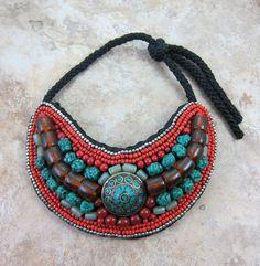 Dharmashop.com - Tibetan Traditional Necklace, (http://www.dharmashop.com/tibetan-traditional-necklace/)