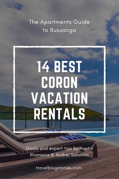 14 Best Coron Vacation Rentals, Apartments, #Palawan #philippines travel cost #travelblogstories #travelblog #traveltips