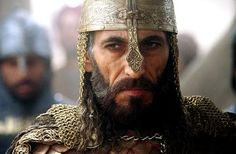 Ghassan Massoud as Saladin the Great in Ridley Scott's 2005 film, Kingdom of Heaven. Description from pinterest.com. I searched for this on bing.com/images