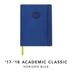 '17-'18 Academic Classic Horizon Blue