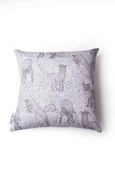 Cushion cover Jumping Fox
