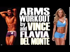 Arm Workout to Build Muscle (Biceps & Triceps Workout Routine)