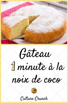 Wedding Cake Recipes 645070346612055771 - Gâteau coco Source by afouhamih Desserts Thermomix, Köstliche Desserts, Delicious Desserts, Fruit Birthday Cake, Fruit Wedding Cake, Baking Recipes, Cake Recipes, Beignets, Chocolate Fruit Cake