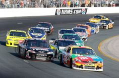 """NASCAR moves to """"The Magic Mile?"""" in New Hampshire this weekend. Go Kyle!"""
