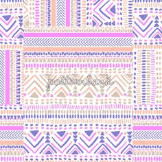 Ethnic Tribal Patchwork