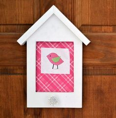 DIY Furniture : DIY Birdhouse Frames