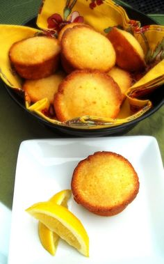 Lemon Muffins - How To: Simplify