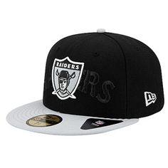 New Era NFL 59Fifty Team Tradition Retro Cap - Men s Raider Nation b05a9832071