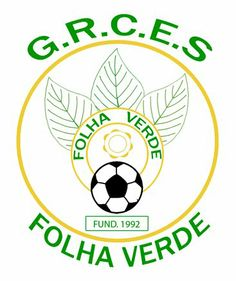 Logo - Escola de Samba Folha Verde
