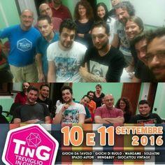 TinG? La seconda edizione si terrá tra un mese. Trovate il programma sul sito www.treviglioingioco.it e sulla pagina FB Treviglio in GIOCO. #TING #Treviglio #Bergamo #Atlantic #LEGO #Playmobil #Warlord #noslots