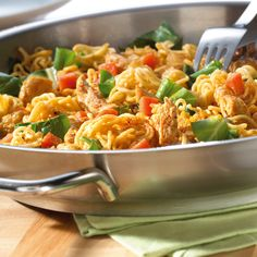 Mie-Nudel-Pfanne Rezept | Weight Watchers