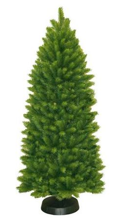Unlit 7.5′ Manchester Spruce Artificial Christmas Tree Only $29.99 (reg $98)