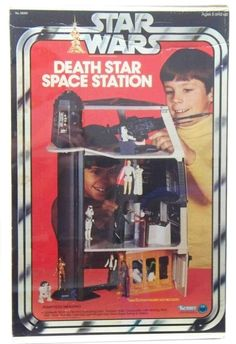 Star Wars: Death Star Space Station   25 Awesome '80s Toys You Never Got But Can Totally Buy Today