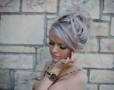 cabelos cinza platinado - Pesquisa Google