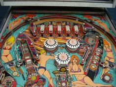 1979 Bally Future Spa Pinball Machine Nice Shape | eBay