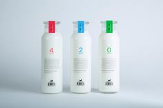 Straus Family Creamery Organic Milk (Student Project) on Packaging of the World - Creative Package Design Gallery