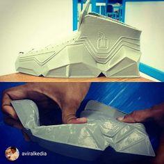 Something we liked from Instagram! Thanks  @aviralkedia #3dprinted #shoe #flexible #tpu #3dprint #3dprinter #pramaan #global3dlabs #makeinindia #flex #filaflex#instarepost20 by recreus3d check us out: http://bit.ly/1KyLetq