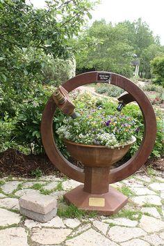 Garden Kaleidoscope by Calsidyrose at Green Bay Botanical Garden