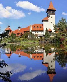 Červený Újezd castle, Czechia
