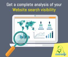 Is your site not generating the traffic you are wanting? Then, opt for website audit & get a complete analysis of your website search visibility. Visit us https://goo.gl/mo7cjF  #digital #marketing #business #NYC