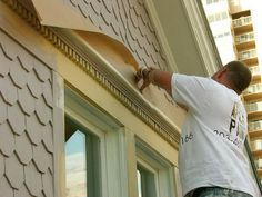 DIY PAINTING THE EXTERIOR OF A HOME         Painting the exterior of your home can make a big impact on its value. It can prolong the life of the exterior and protect your home from weather damage as well as increase curb appeal.