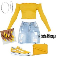 Teenage Outfits for School Swag Outfits For Girls, Cute Teen Outfits, Cute Outfits For School, Teenage Girl Outfits, Dope Outfits, Teen Fashion Outfits, Stylish Outfits, Summer Outfits, Grunge Outfits